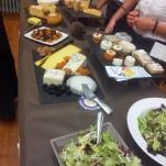 Buffet de fromages
