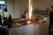 Grand buffet de diminutifs