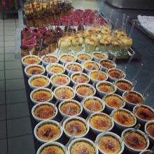 Les desserts de Brigitte