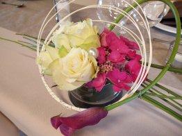 Les fleurs aussi ...