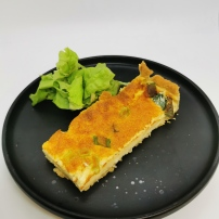 Quiche au fromage d'Orval