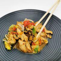 wok-pintade